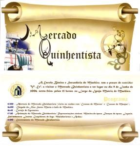 Programa 1ª Edição - 2006