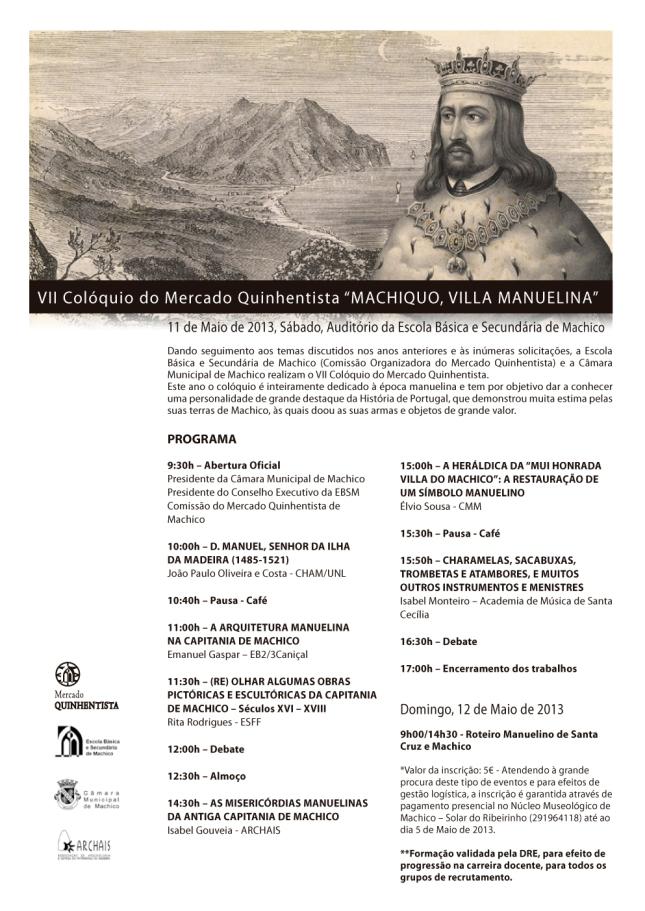 programa colóquio MQ2013