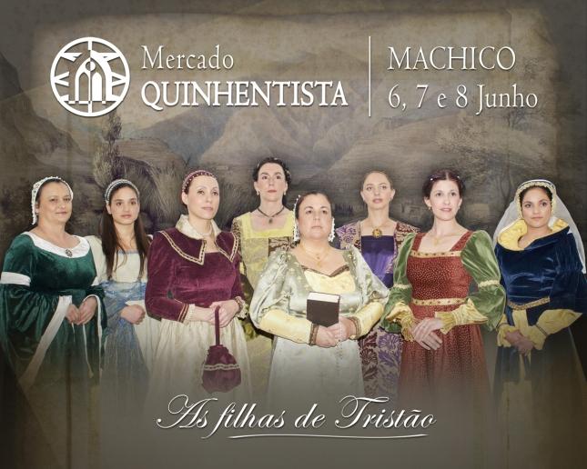 Mercado Quinhentista 2014